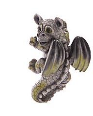 Garden Dragon Wall Ornament