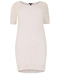 Samya Lace Bodycon Dress