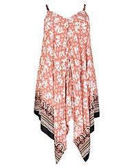 Samya Elephant Print Dress