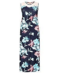 emily Sweetheart Maxi Dress