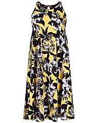 Koko Floral Swing Dress