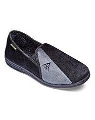 Dunlop Twin Gusset Slippers