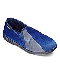 Dunlop Twin Gusset Slippers