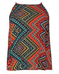 Samya Aztec Print Top