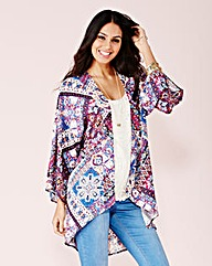 Woven Kimono