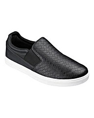 Trustyle Casual Slip-On Pump Standard
