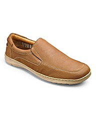 Comfort Stitched Slip On Shoe EW