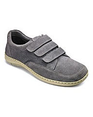Comfort Touch & Close Shoe Extra Wide