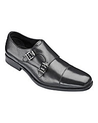 Trustyle Formal Monk Shoe Extra Wide Fit