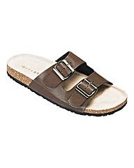 Double Strap Mule Sandal