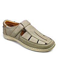 Trustyle Comfort Sandalised Shoe Ex Wide