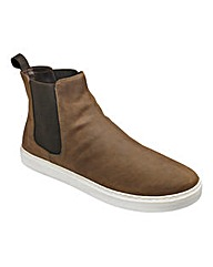 Casual Chelsea Boots Wide Fit