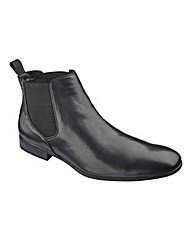 Formal Chelsea Boots Extra Wide Fit