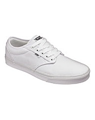 Vans Atwood White Lace-Up Casual Shoes