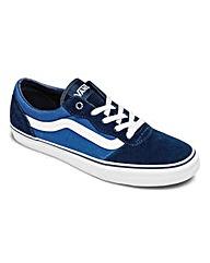 Vans Milton Navy Lace Up Casual Shoes