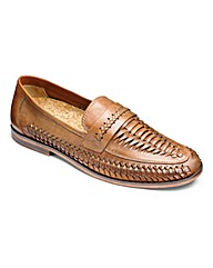 Interweave Slip On Loafer