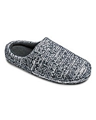Trustyle Knitted Mule Slippers