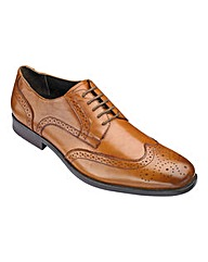 Trustyle Formal Brogues Extra Wide Fit