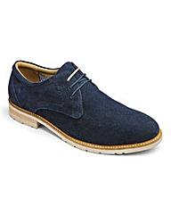 Trustyle Derby Shoe Wide Fit