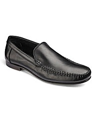 Ben Sherman Else Plain Fronted Loafer