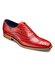 Barker McClean Lace-Up Brogue