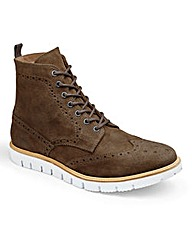 Flintoff By Jacamo Brogue Boots