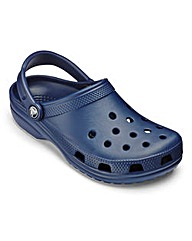 Crocs Navy Classic Clogs