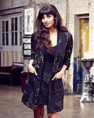 Jameela Jamil Soft Jacket