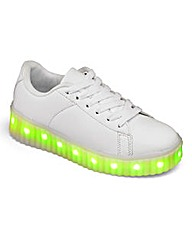 Light Up Kids Creeper Trainers