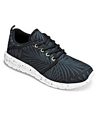 Be Active Lace-Up Trainers E Fit