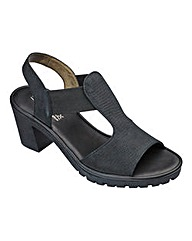 Footflex by Lotus Sandals E Fit