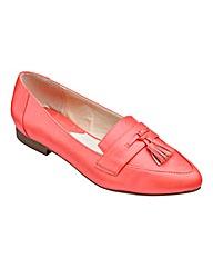 Heavenly Soles Tassel Shoes E Fit