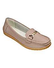 Heavenly Soles Loafers EEE Fit