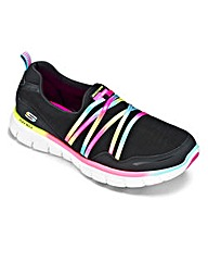 Skechers Synergy Bungee Trainers Std Fit