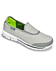 Skechers Go Walk Trainers Wide Fit