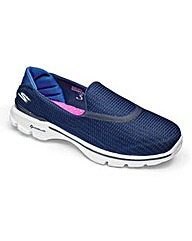 Skechers Go Walk 3 Trainers Std Fit