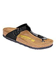 Birkenstock Toe Post Mule Sandals