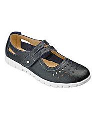 Cushion Walk Bar Shoes EEE Fit
