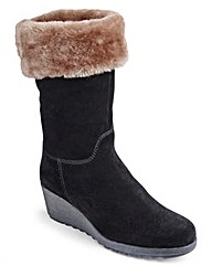 The Flexx Pick A Fur Mid Boots D