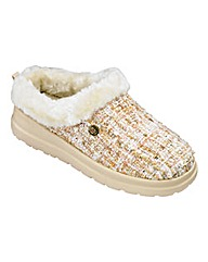 Skechers Warmlined Mule Slippers
