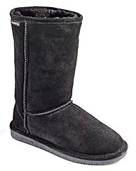 Bearpaw Suede Mid Boots D Fit