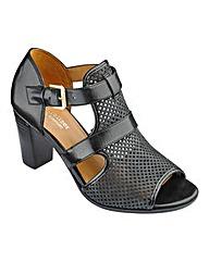 Naturalizer Peep Toe Sandals D Fit