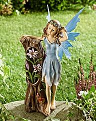 Flower Fairy Solar Light