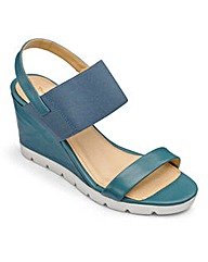 The Flexx Wedge Sandals D Fit