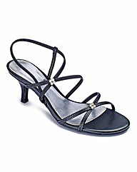 JOANNA HOPE Strappy Sandals E Fit