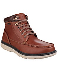 Rockport Boat Builders Moc Toe Lace up