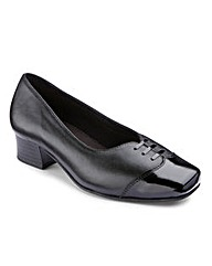Orthopedic Court Shoes EE Fit