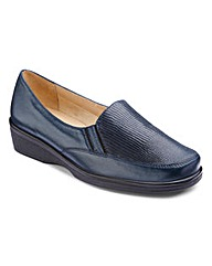 Heavenly Soles Slip On Shoes EE Fit