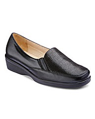 Heavenly Soles Slip On Shoes EEEEEE Fit