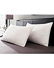 Duck Feather Soft Support Pillow